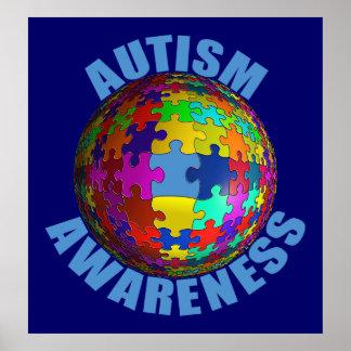 World Autism Awareness Poster (Extra Large)