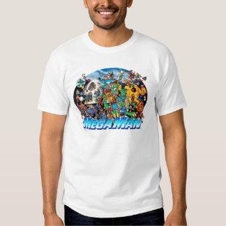 World of Mega Man T-shirt