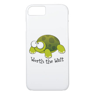 Worth The Wait Turtle iPhone 7 Case