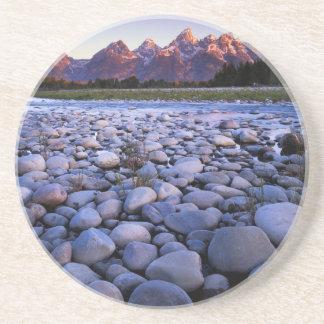 Wyoming, Teton National Park, Snake River Beverage Coasters