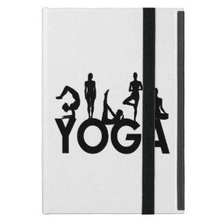 Yoga Women Silhouettes iPad Mini Cases