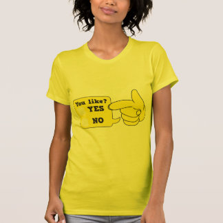 YOU LIKE? yes or no Tees