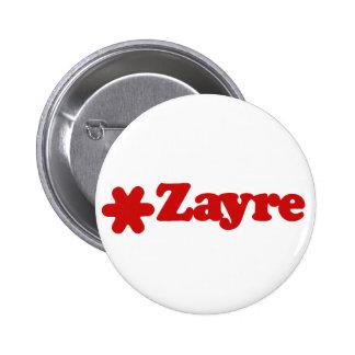 Zayre Department Store Button