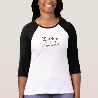 Zion National Park T-shirts