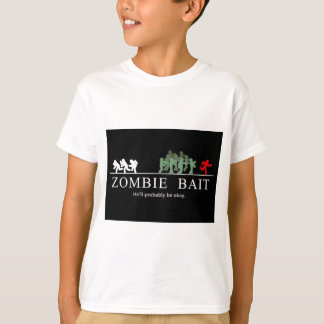 zombie bait tshirt