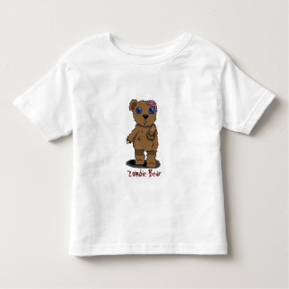 Zombie Bear for Toddlers! Tshirts