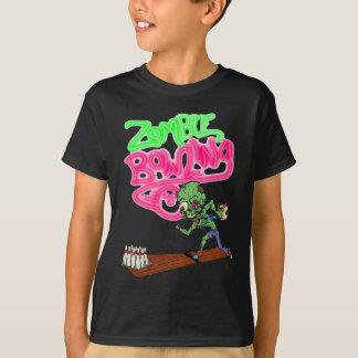 Zombie Bowling Tee Shirt