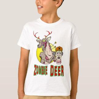 Zombie Deer Tshirts